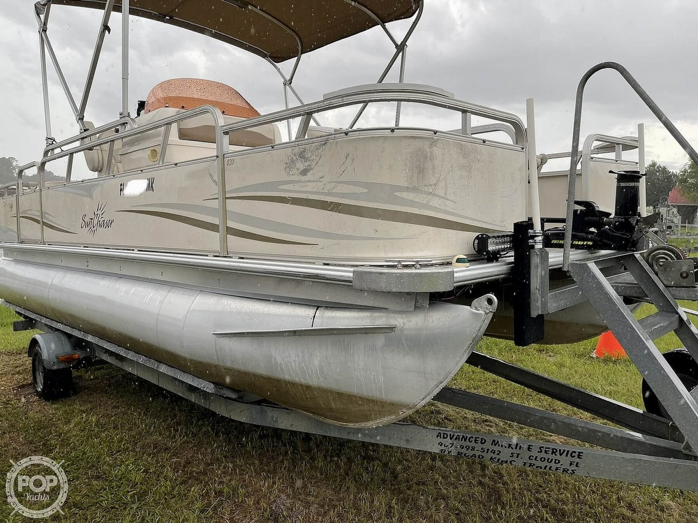2007 SunChaser boat for sale, model of the boat is 8520 & Image # 15 of 40