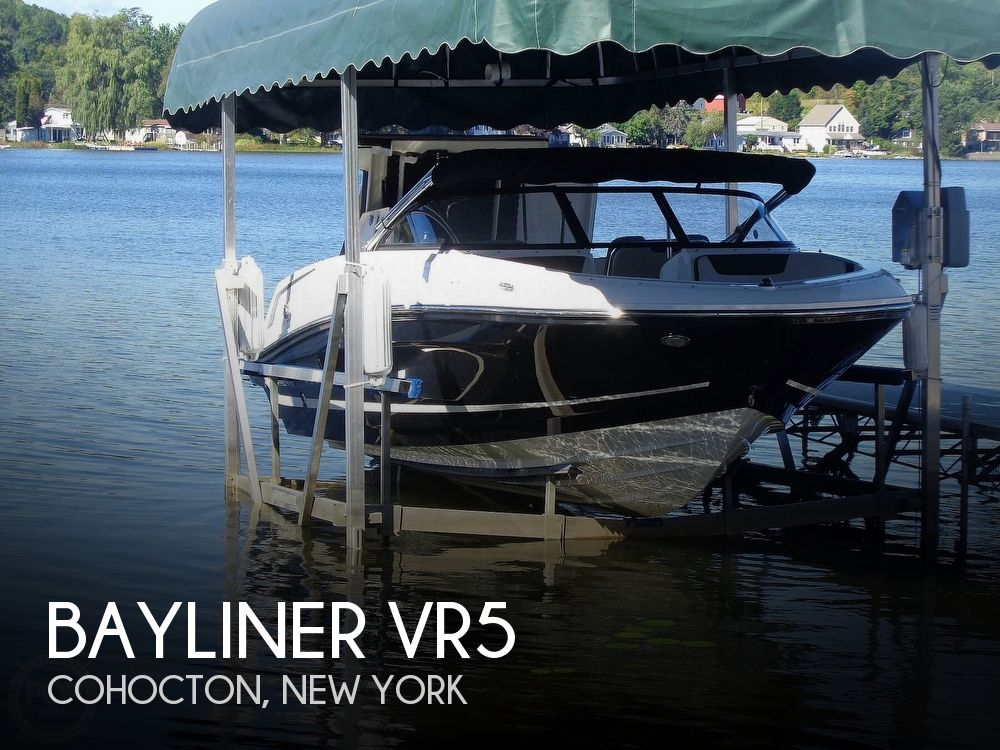 2019 Bayliner boat for sale, model of the boat is vr5 & Image # 1 of 40