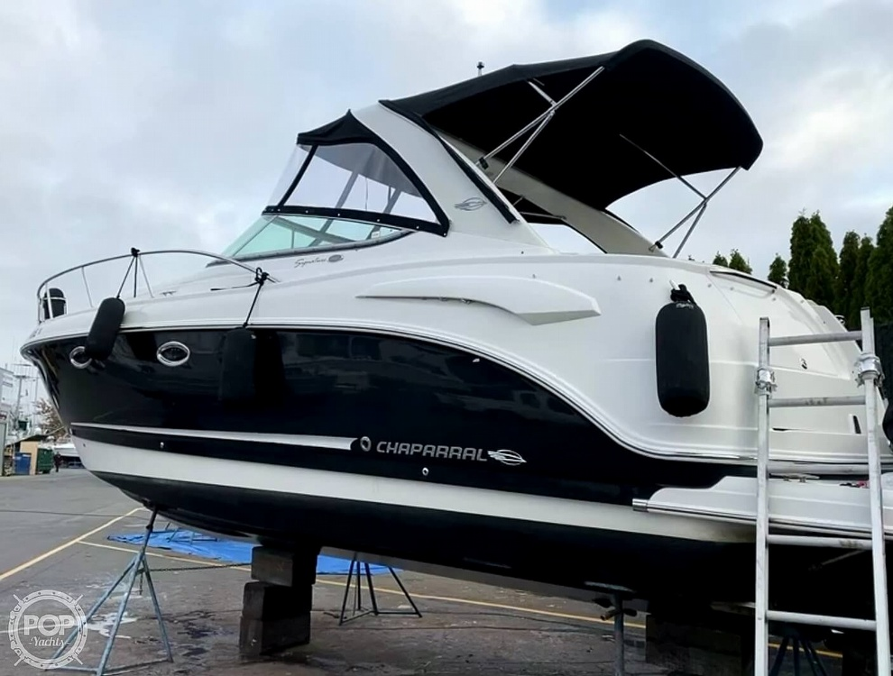 2008 Chaparral boat for sale, model of the boat is Signature 330 & Image # 19 of 40