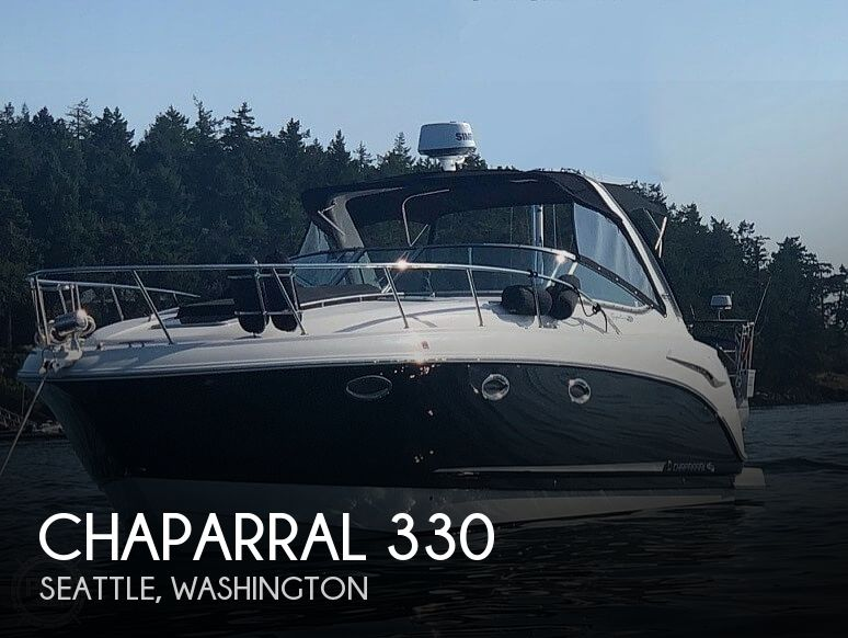 2008 Chaparral boat for sale, model of the boat is Signature 330 & Image # 1 of 40