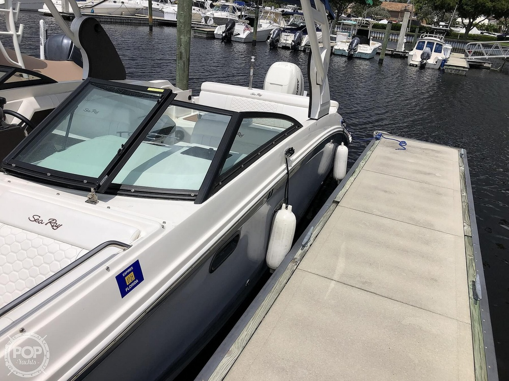 2018 Sea Ray boat for sale, model of the boat is 270 SDX OB & Image # 6 of 40
