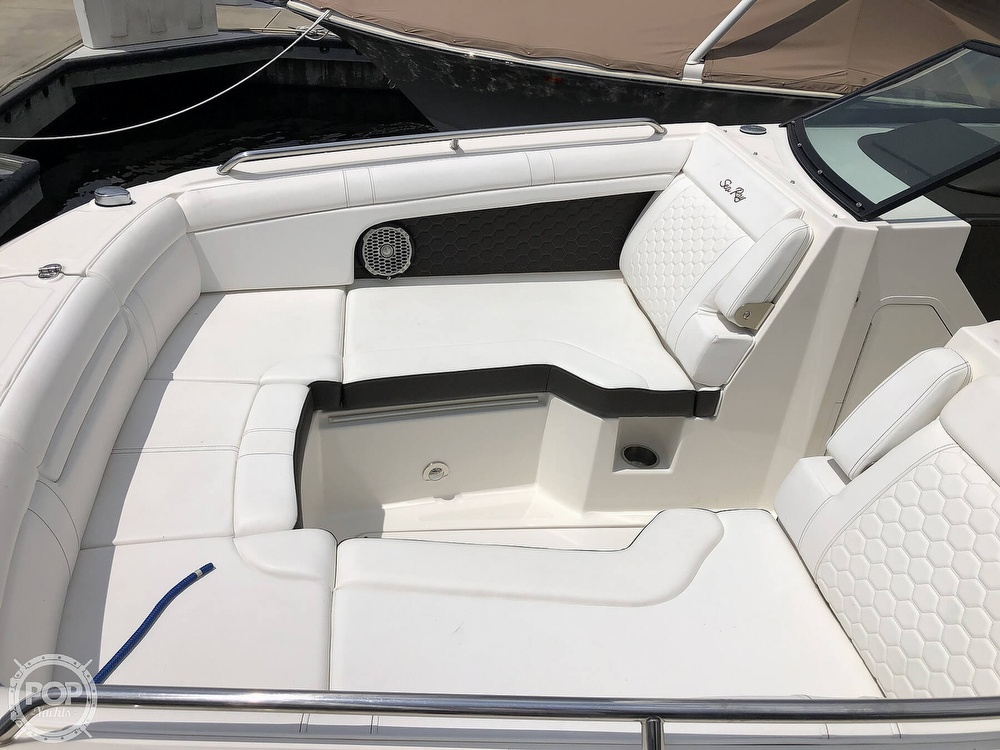 2018 Sea Ray boat for sale, model of the boat is 270 SDX OB & Image # 11 of 40