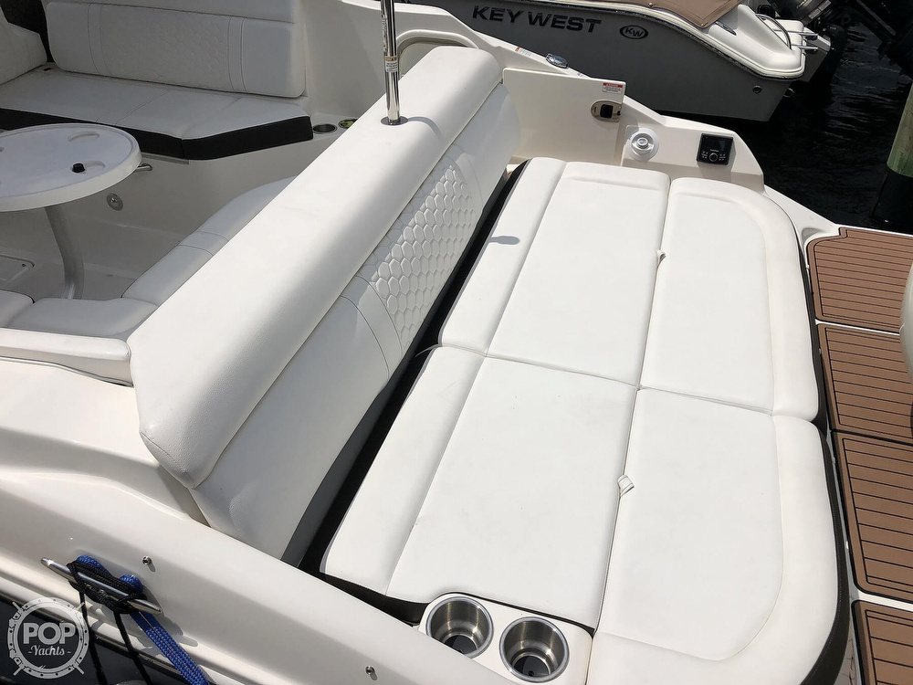 2018 Sea Ray boat for sale, model of the boat is 270 SDX OB & Image # 29 of 40