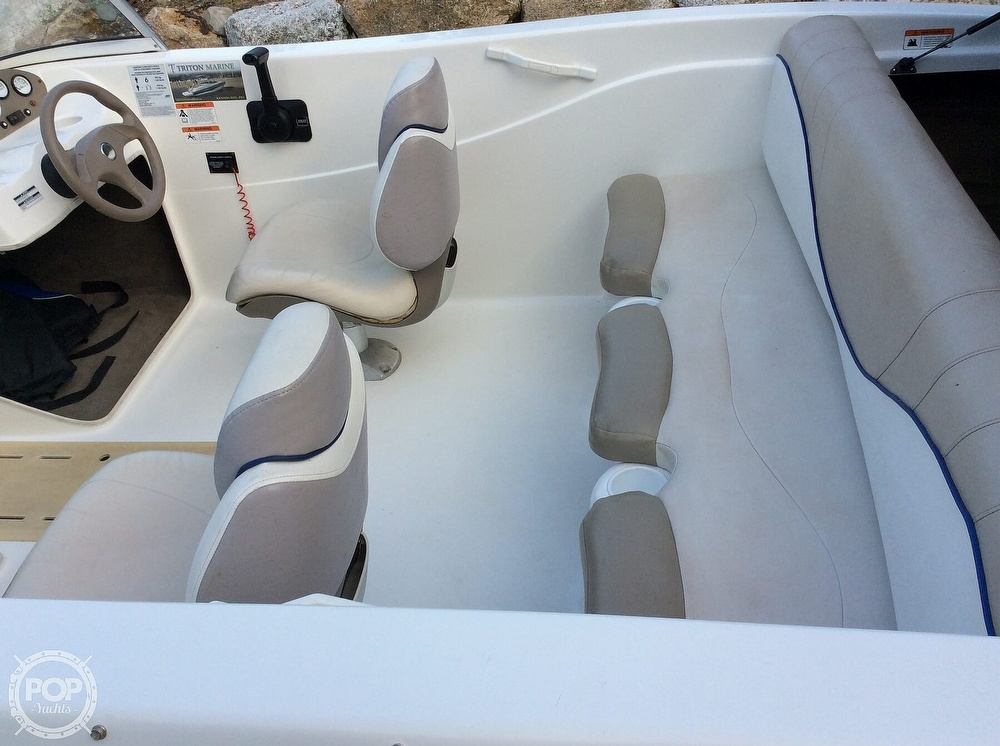 2004 Glastron boat for sale, model of the boat is MX175 & Image # 4 of 40