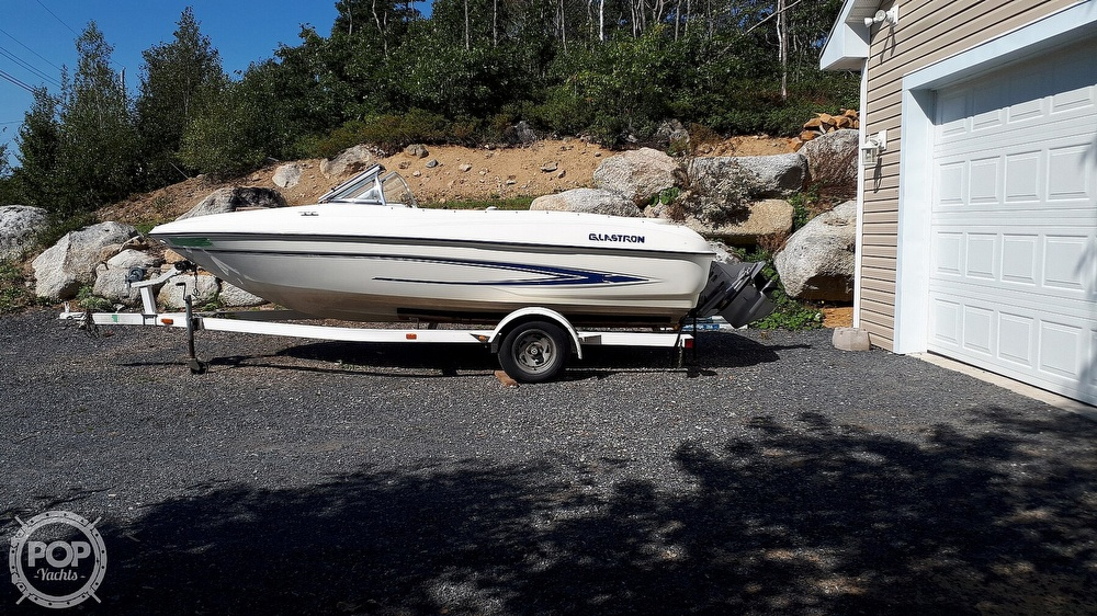 2004 Glastron boat for sale, model of the boat is MX175 & Image # 25 of 40