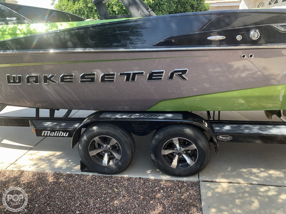 2014 Malibu boat for sale, model of the boat is Wakesetter 23 LSV & Image # 10 of 40