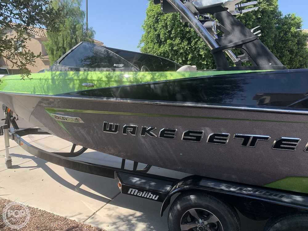 2014 Malibu boat for sale, model of the boat is Wakesetter 23 LSV & Image # 12 of 40