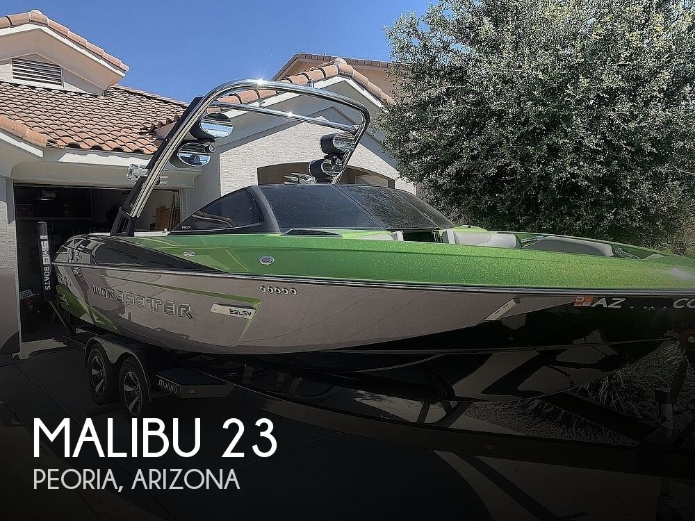 2014 Malibu boat for sale, model of the boat is Wakesetter 23 LSV & Image # 1 of 40
