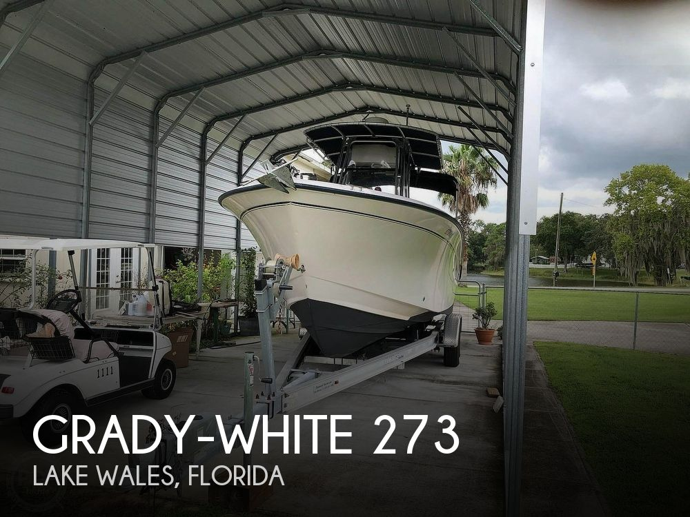 Used Grady-White 27 Boats For Sale in Florida by owner | 2004 Grady-White 272