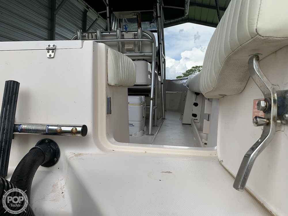 2004 Grady-White boat for sale, model of the boat is 273 Chase & Image # 7 of 40