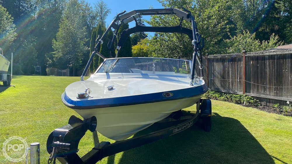 1991 Jolly Roger boat for sale, model of the boat is 18 SkiMaster & Image # 4 of 25