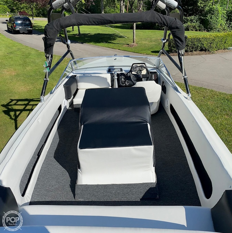 1991 Jolly Roger boat for sale, model of the boat is 18 SkiMaster & Image # 8 of 25