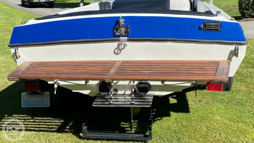 1991 Jolly Roger boat for sale, model of the boat is 18 SkiMaster & Image # 10 of 25