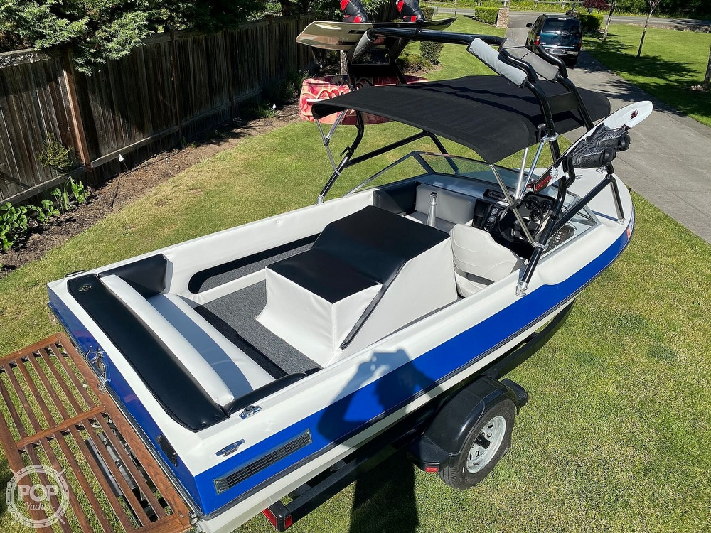 1991 Jolly Roger boat for sale, model of the boat is 18 SkiMaster & Image # 7 of 25