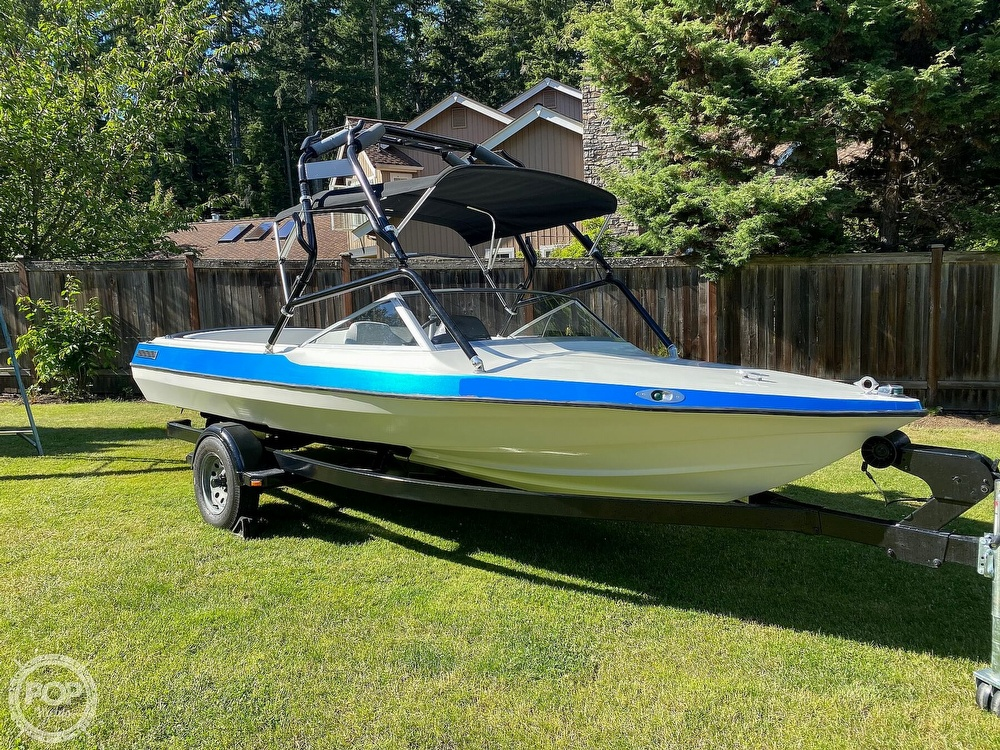 1991 Jolly Roger boat for sale, model of the boat is 18 SkiMaster & Image # 5 of 25