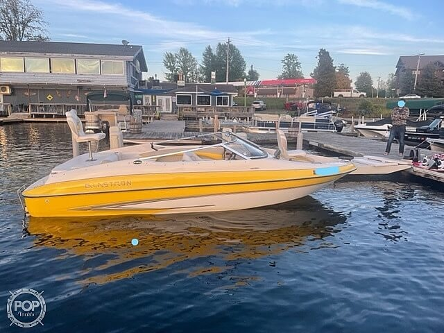 2005 Glastron boat for sale, model of the boat is GX 205 SF & Image # 2 of 40