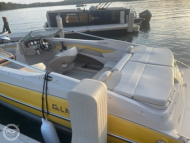 2005 Glastron boat for sale, model of the boat is GX 205 SF & Image # 10 of 40