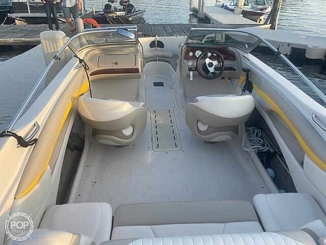 2005 Glastron boat for sale, model of the boat is GX 205 SF & Image # 12 of 40