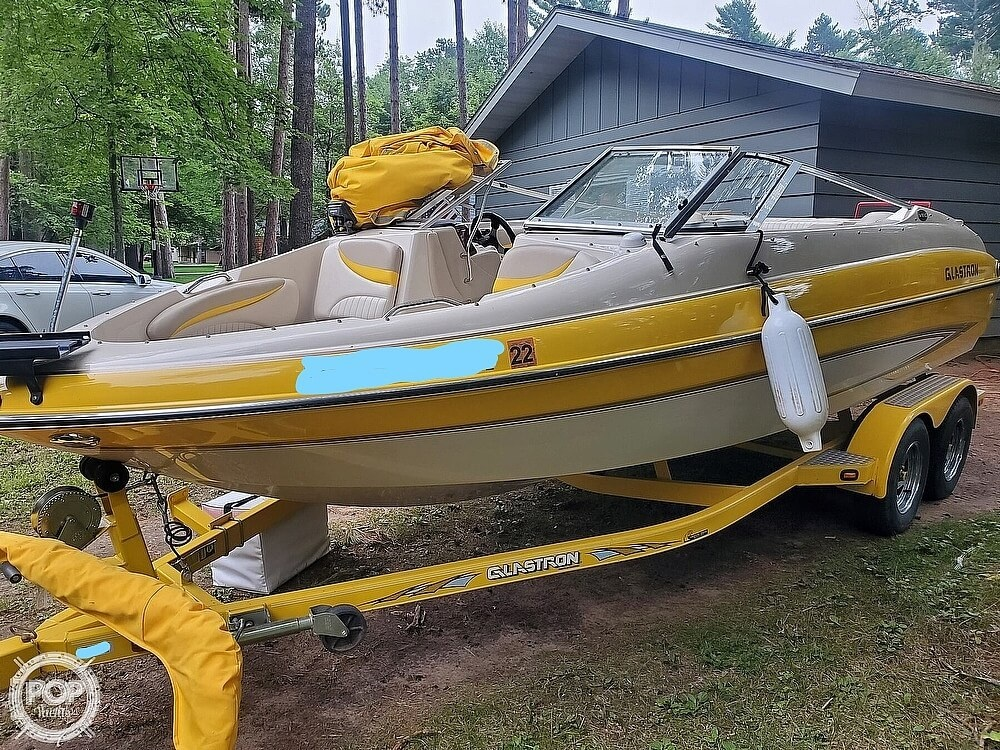2005 Glastron boat for sale, model of the boat is GX 205 SF & Image # 4 of 40