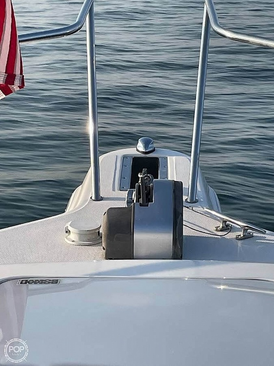 2001 Wellcraft boat for sale, model of the boat is 22 WA & Image # 4 of 4