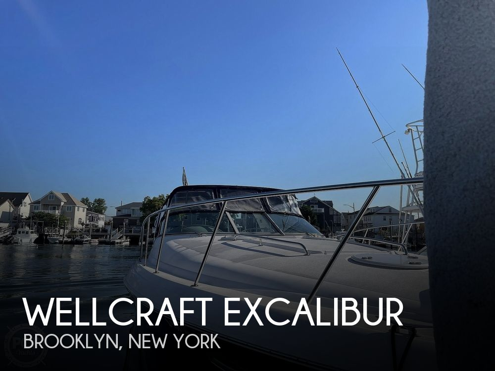 Used Power boats For Sale in Philadelphia, Pennsylvania by owner | 2003 37 foot Wellcraft Excalibur