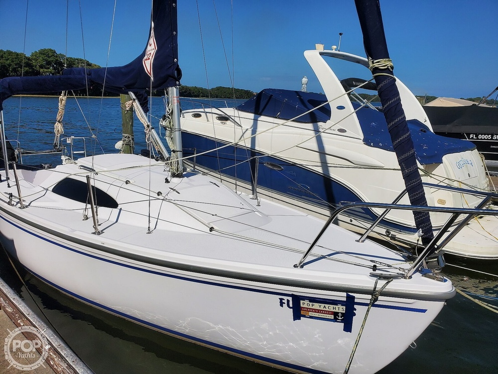2018 Catalina Yachts boat for sale, model of the boat is 22 Sport & Image # 11 of 40