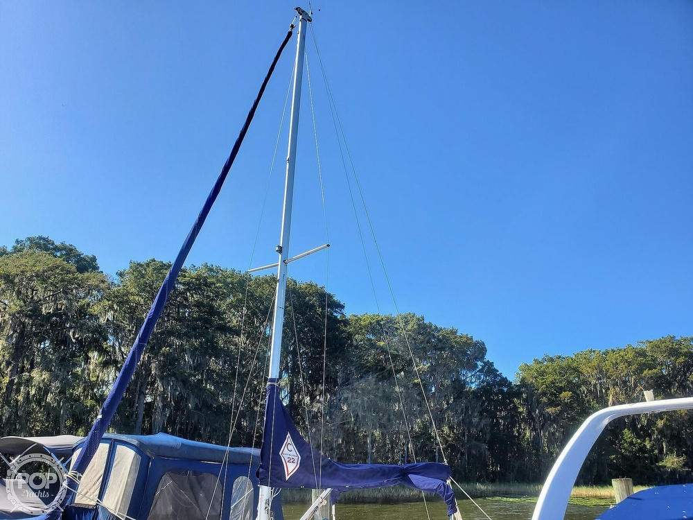 2018 Catalina Yachts boat for sale, model of the boat is 22 Sport & Image # 12 of 40
