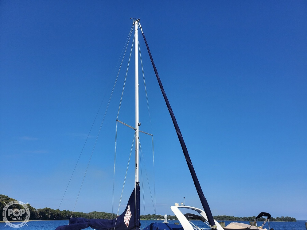 2018 Catalina Yachts boat for sale, model of the boat is 22 Sport & Image # 14 of 40