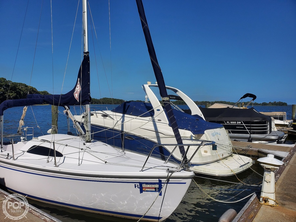 2018 Catalina Yachts boat for sale, model of the boat is 22 Sport & Image # 15 of 40