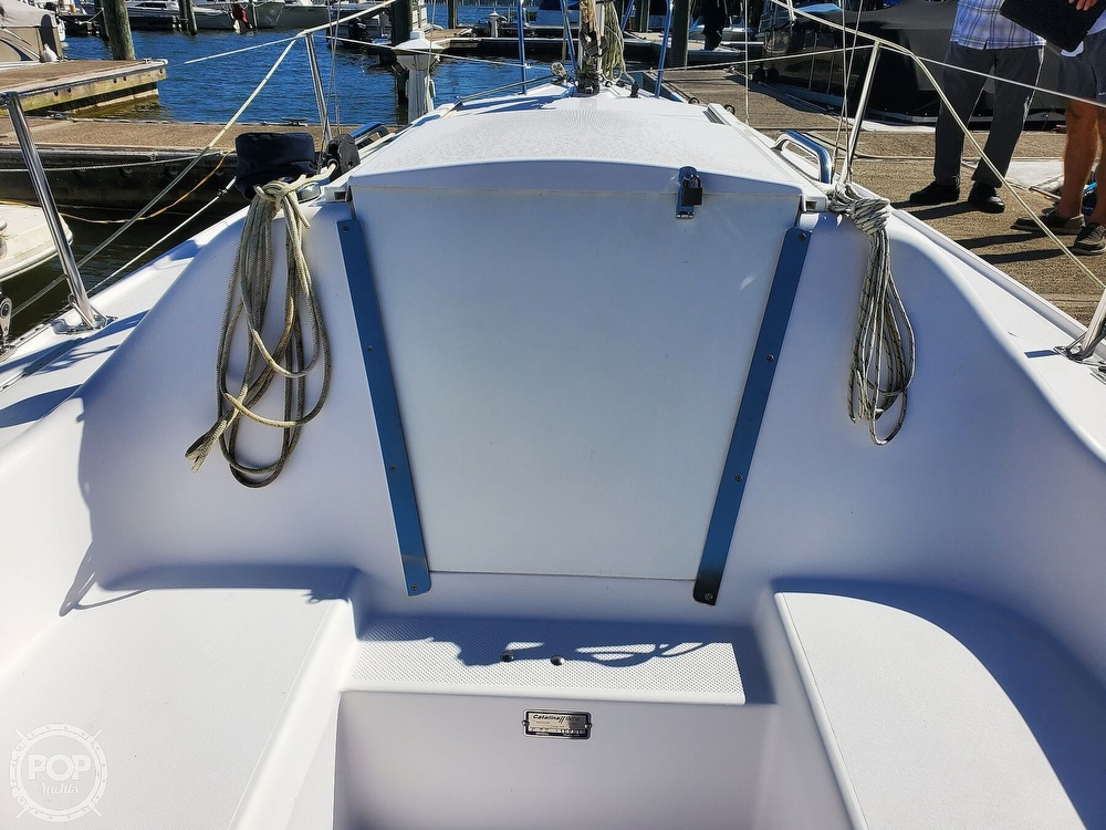 2018 Catalina Yachts boat for sale, model of the boat is 22 Sport & Image # 25 of 40