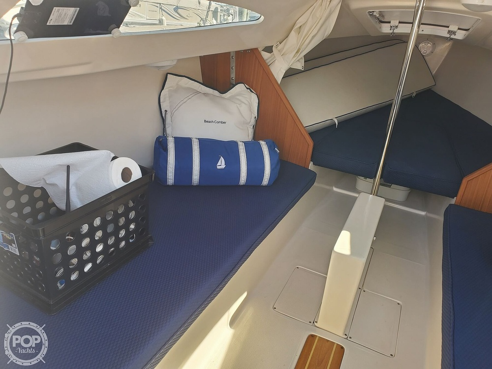 2018 Catalina Yachts boat for sale, model of the boat is 22 Sport & Image # 28 of 40