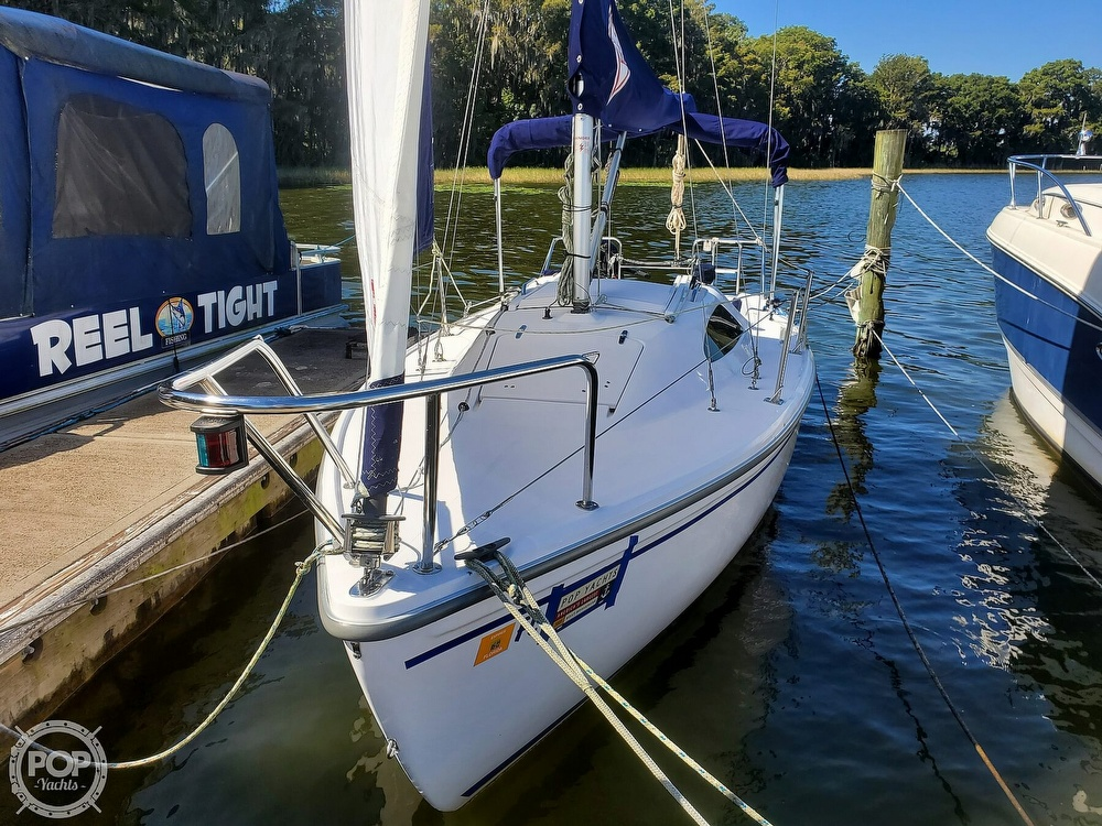 2018 Catalina Yachts boat for sale, model of the boat is 22 Sport & Image # 2 of 40