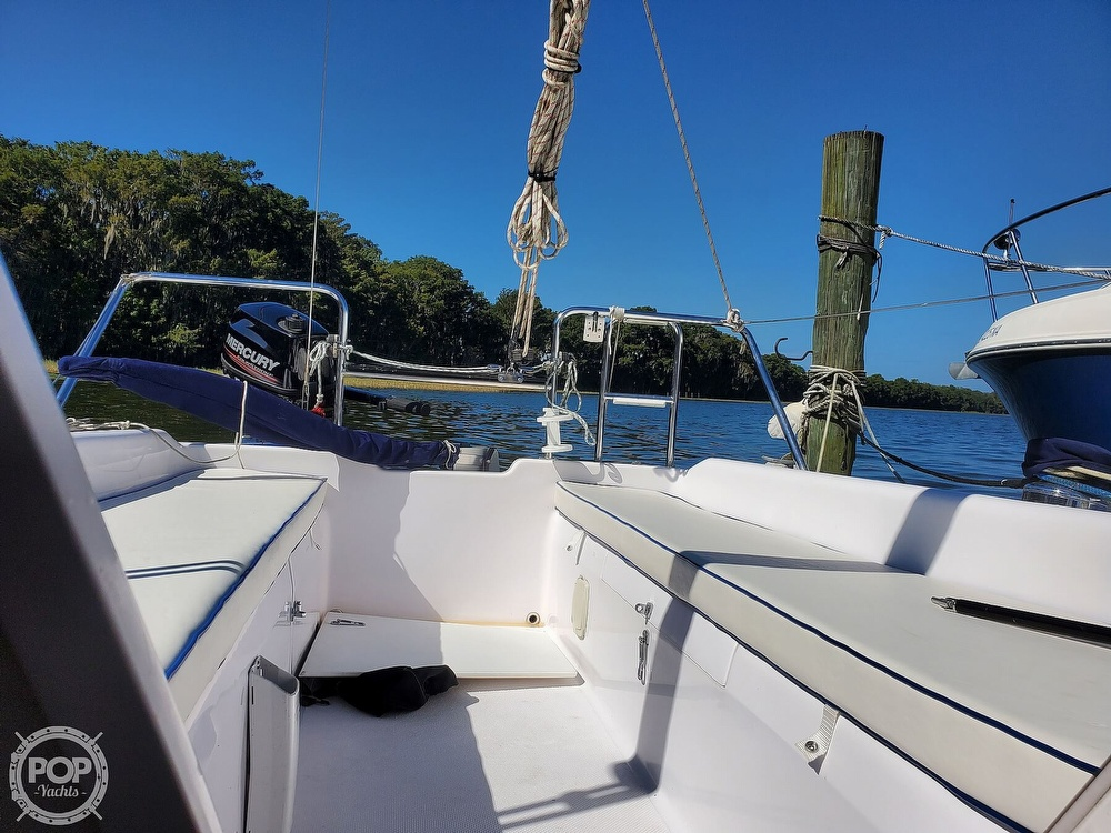 2018 Catalina Yachts boat for sale, model of the boat is 22 Sport & Image # 4 of 40
