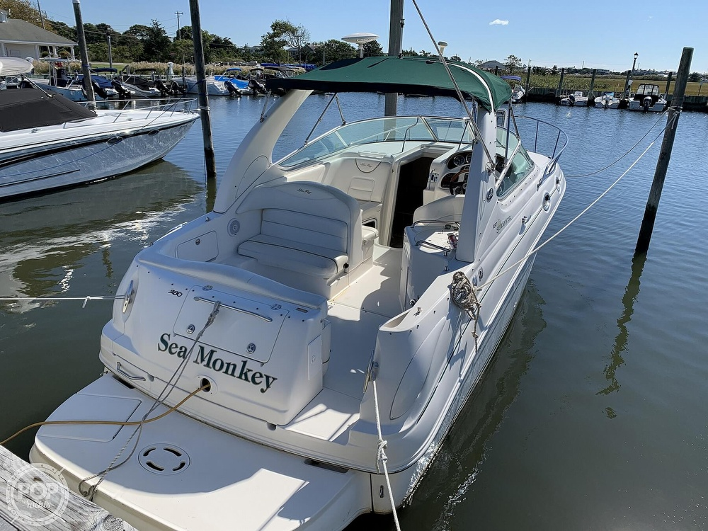 2001 Sea Ray boat for sale, model of the boat is 280 Sundancer & Image # 6 of 40