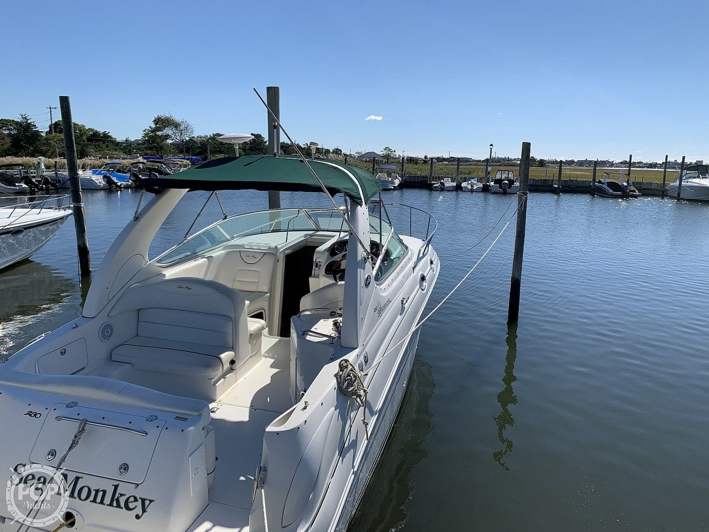 2001 Sea Ray boat for sale, model of the boat is 280 Sundancer & Image # 7 of 40