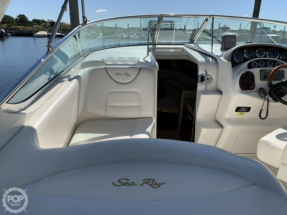 2001 Sea Ray boat for sale, model of the boat is 280 Sundancer & Image # 28 of 40