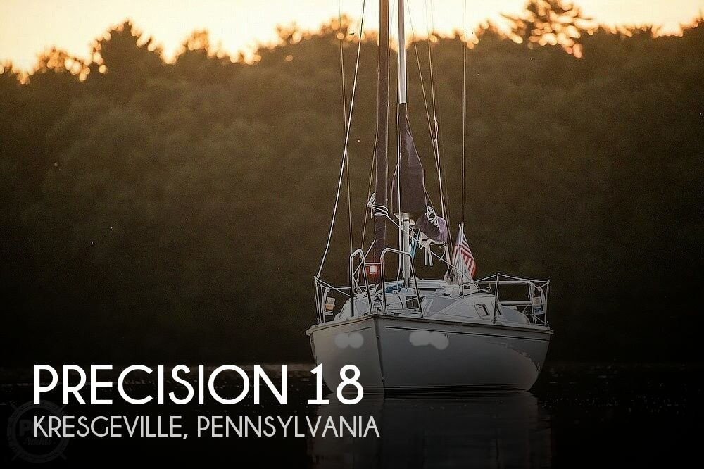 2013 Precision boat for sale, model of the boat is 18 & Image # 1 of 40