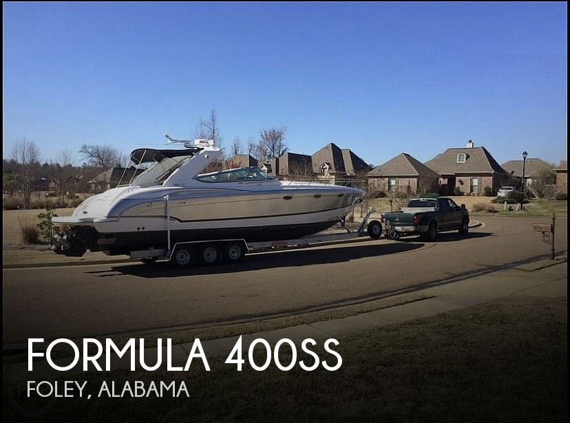 Used Power boats For Sale in Mobile, Alabama by owner   2006 Formula 400ss