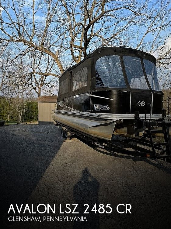 2015 Avalon boat for sale, model of the boat is LSZ 2485 CR & Image # 1 of 9