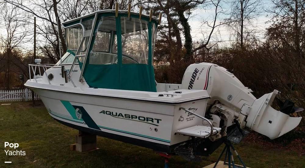 1998 Aquasport boat for sale, model of the boat is 215 Explorer & Image # 3 of 40