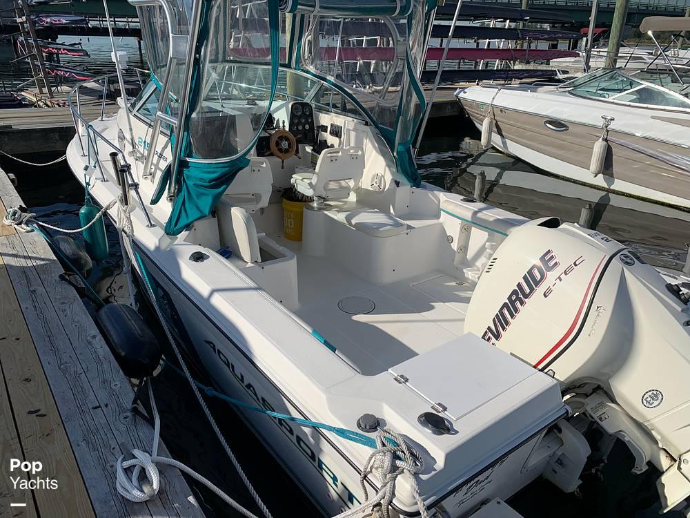 1998 Aquasport boat for sale, model of the boat is 215 Explorer & Image # 8 of 40