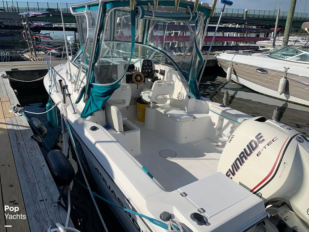 1998 Aquasport boat for sale, model of the boat is 215 Explorer & Image # 11 of 40