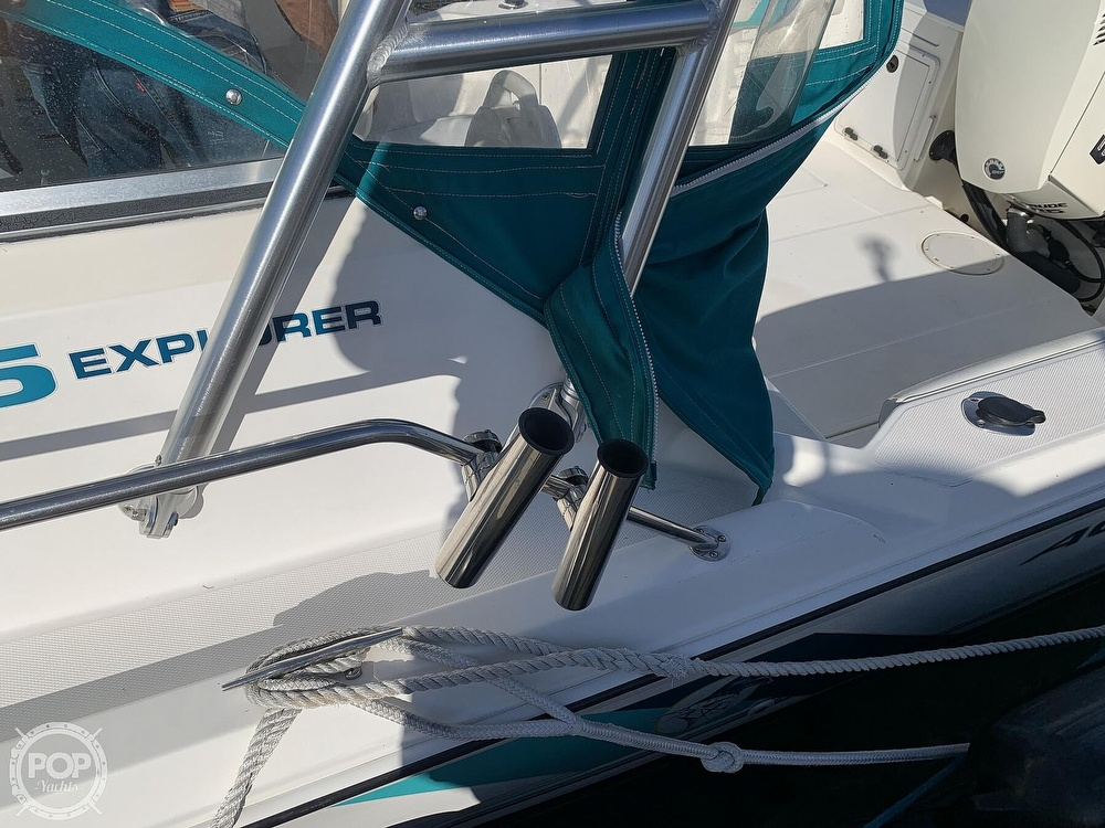 1998 Aquasport boat for sale, model of the boat is 215 Explorer & Image # 15 of 40