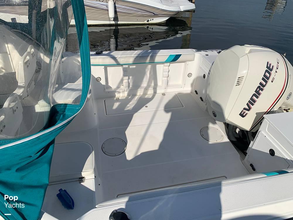 1998 Aquasport boat for sale, model of the boat is 215 Explorer & Image # 18 of 40