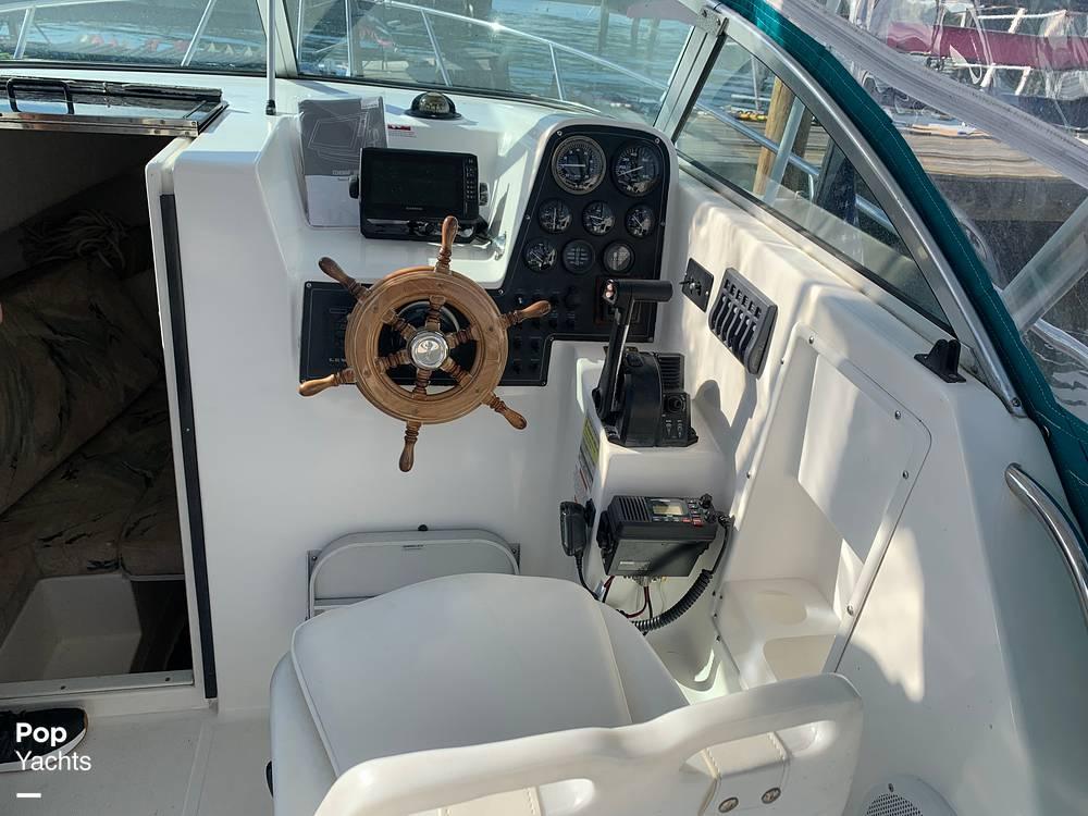1998 Aquasport boat for sale, model of the boat is 215 Explorer & Image # 29 of 40