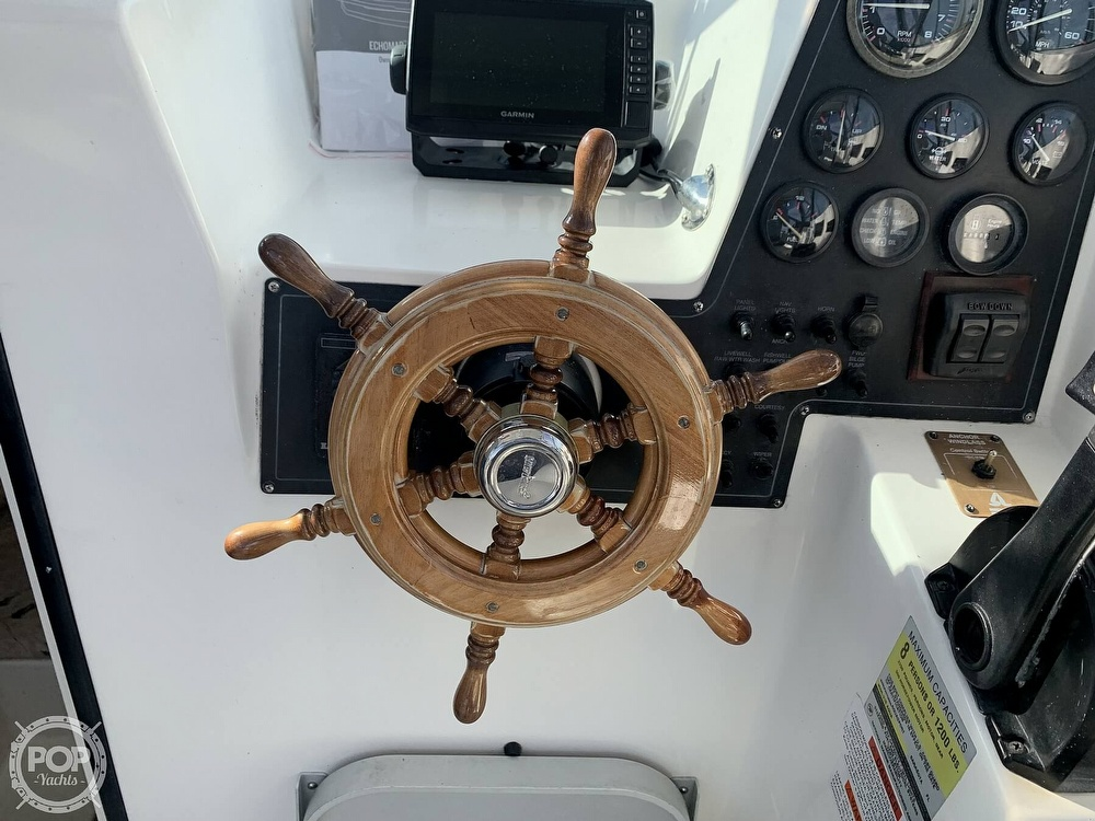 1998 Aquasport boat for sale, model of the boat is 215 Explorer & Image # 36 of 40