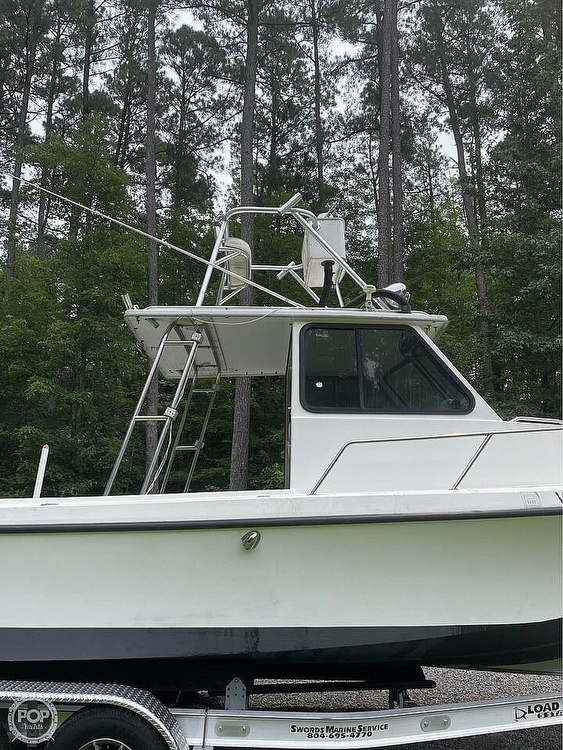 1996 May-Craft boat for sale, model of the boat is Pilot House 2300 & Image # 6 of 40