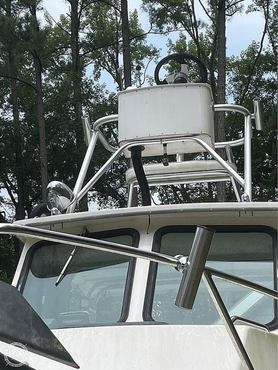 1996 May-Craft boat for sale, model of the boat is Pilot House 2300 & Image # 5 of 40