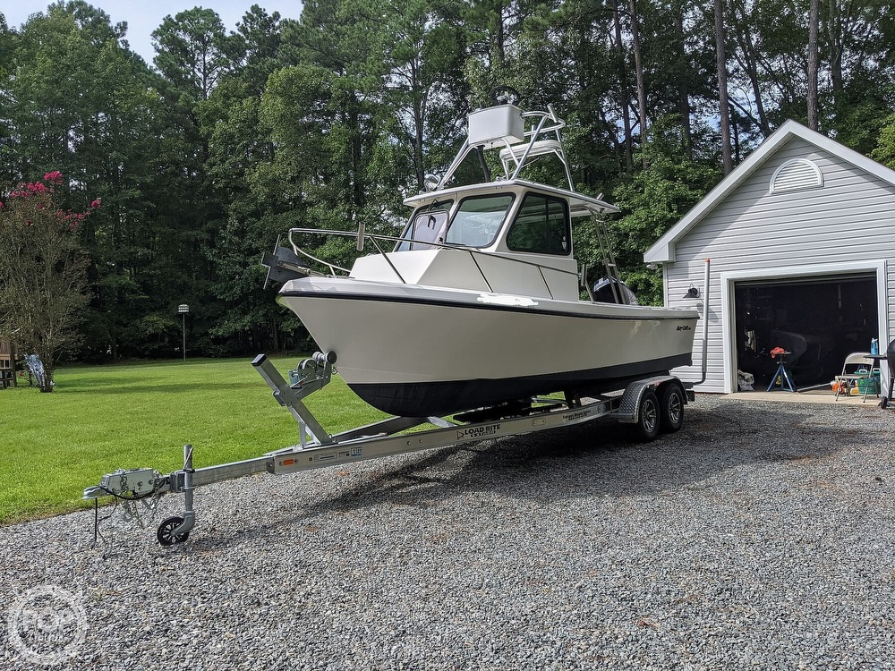 1996 May-Craft boat for sale, model of the boat is Pilot House 2300 & Image # 2 of 40
