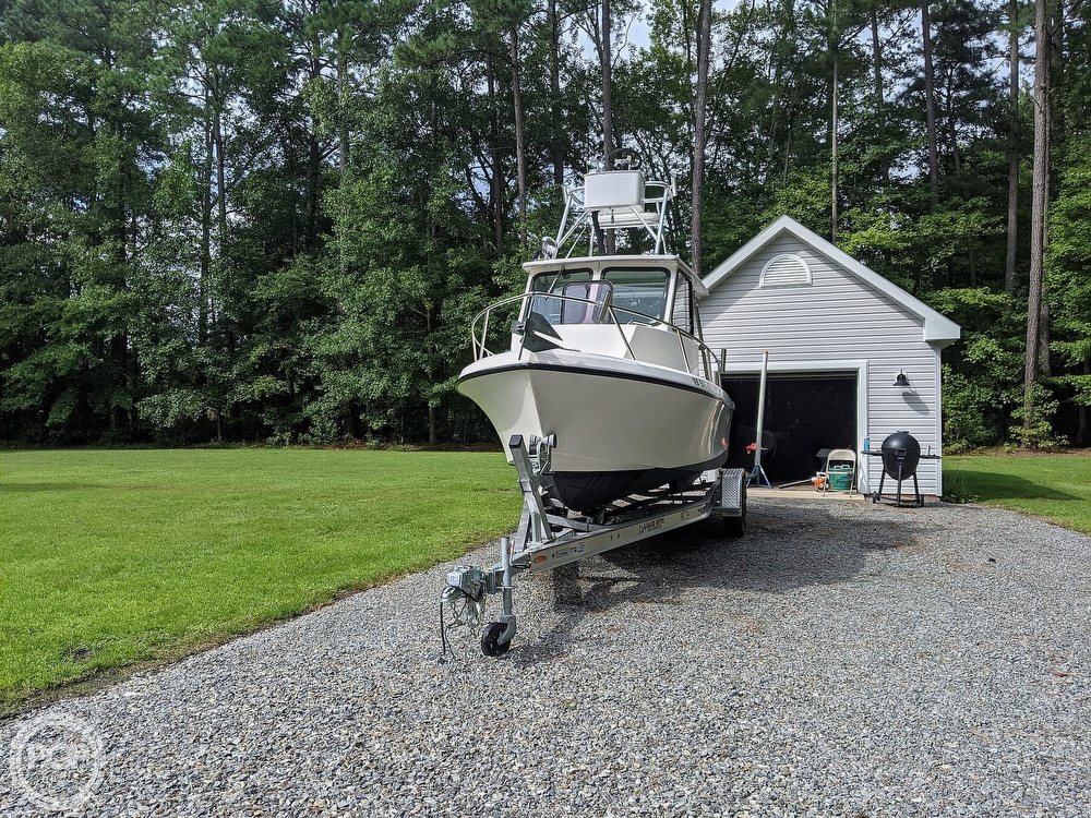 1996 May-Craft boat for sale, model of the boat is Pilot House 2300 & Image # 13 of 40